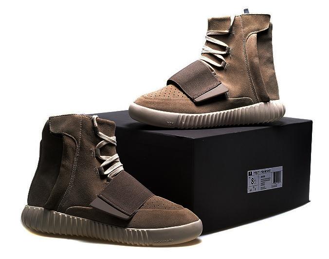 Adidas Yeezy Boost Kanye West 750 (Brown)