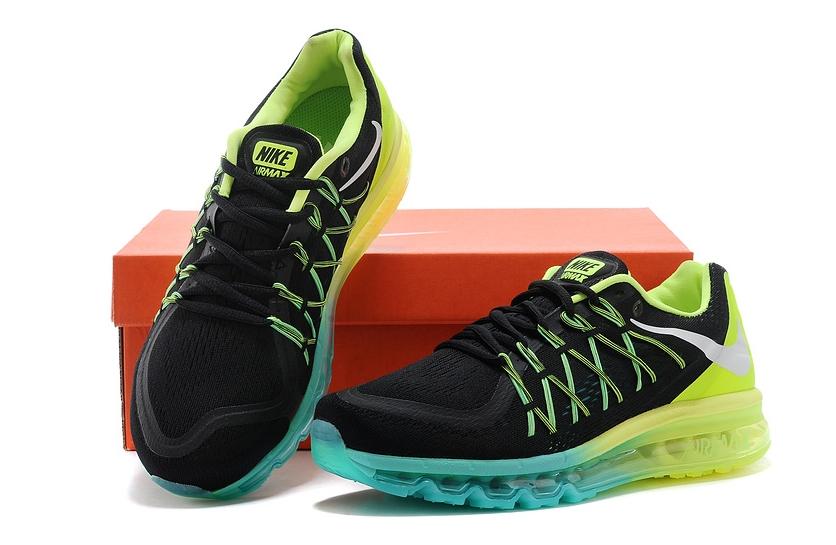 Nike Air Max 2015 (black/green)