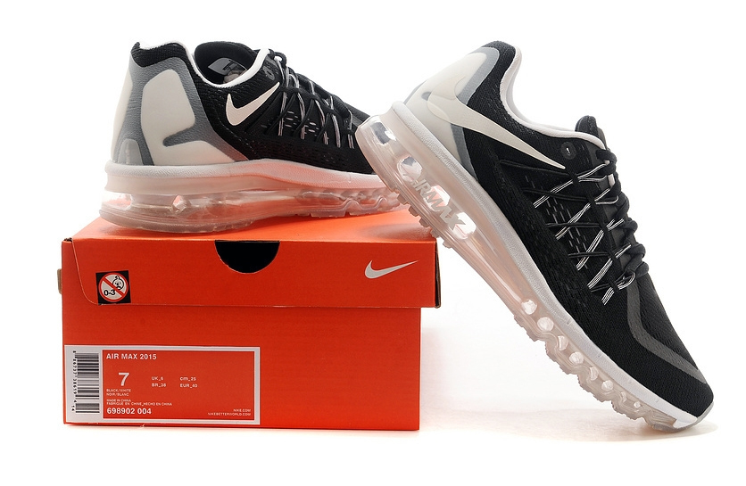 Nike Air Max 2015 (black/white)