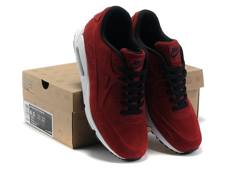 Nike Air Max 90 VT (Red/White)