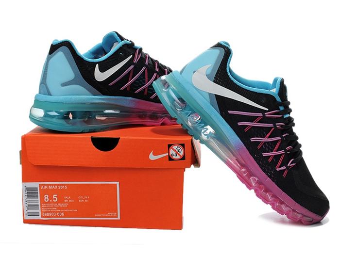 Nike Air Max 2015 (black/purple)