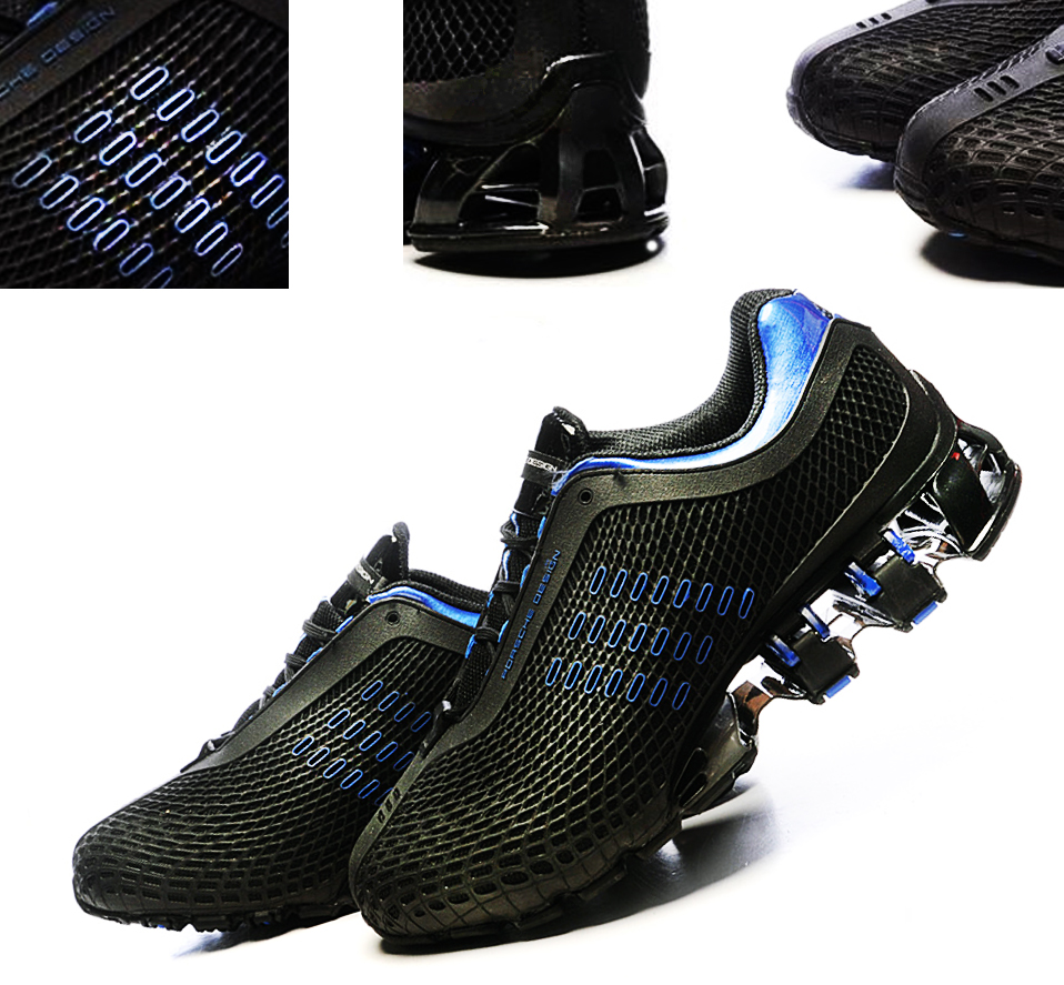 Adidas Porsche Design P5000 (Black/Blue)
