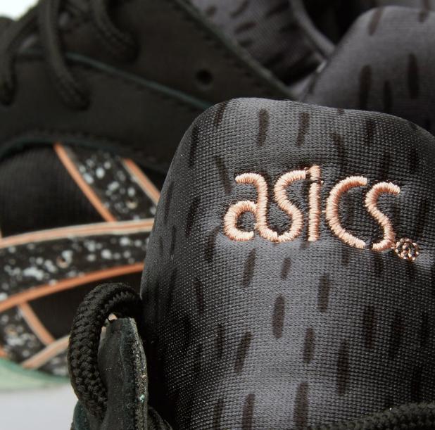 Asics Gel Lyte 5 «Hafnia» (black/brich)