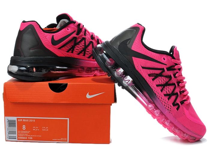 Nike Air Max 2015 (black/crimson)